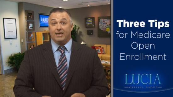 Three Tips for Medicare Open Enrollment