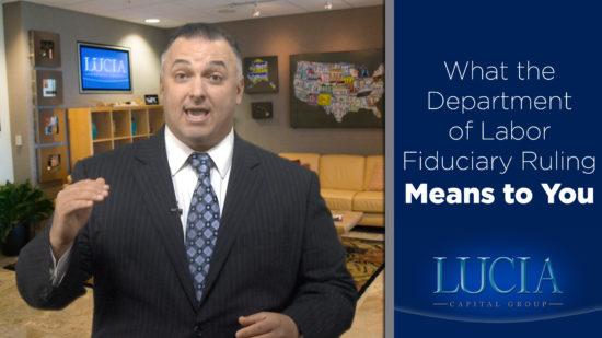 What the Department of Labor Fiduciary Ruling Means to You