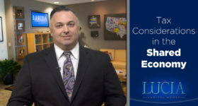 Tax Considerations in the Shared Economy