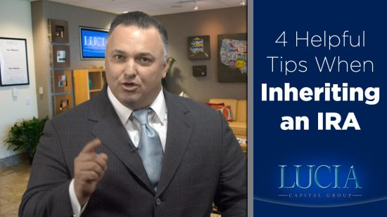 4 Helpful Tips When Inheriting an IRA