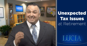 Unexpected Tax Issues at Retirement