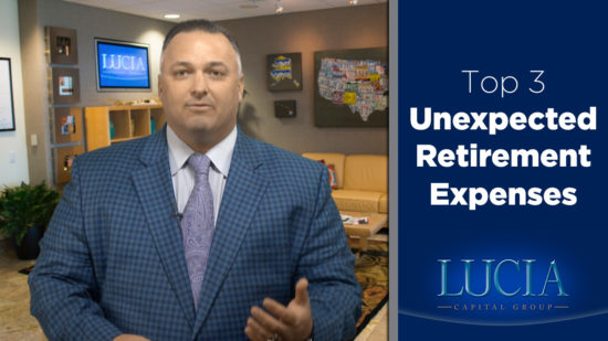 Top 3 Unexpected Retirement Expenses