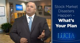 Stock Market Disasters Happen – What's Your Plan?