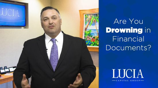 Are You Drowning in Financial Documents?