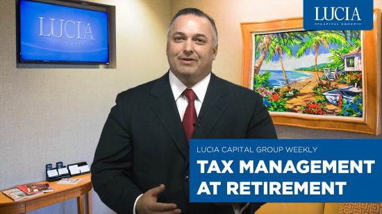 Tax Management at Retirement