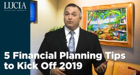 5 Financial Planning Tips to Kick Off 2019