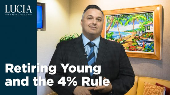 Retiring Young and the 4% Rule
