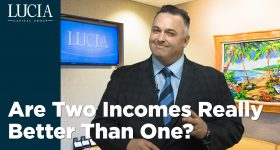 Are Two Incomes Really Better Than One?
