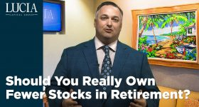 Should You Really Own Fewer Stocks in Retirement?