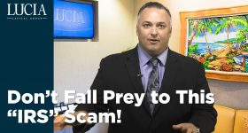 "Don't Fall Prey to This ""IRS"" Scam!"