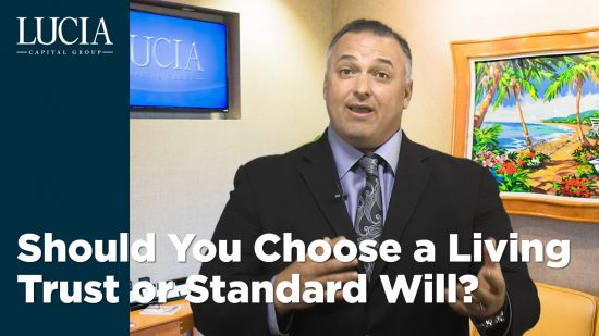 Should You Choose a Living Trust or Standard Will?