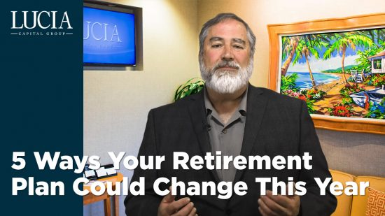 5 Ways Your Retirement Plan Could Change This Year