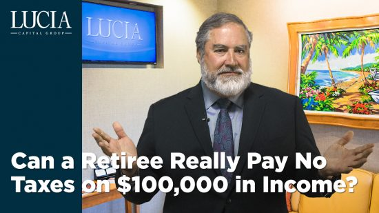 Can a Retiree Really Pay No Taxes on $100,000 in Income?