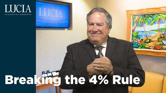 Breaking the 4% Rule