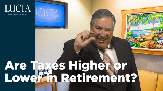 Are Taxes Higher or Lower in Retirement?