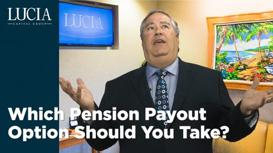 Which Pension Payout Option Should You Take?