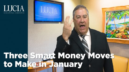 Three Smart Money Moves to Make in January