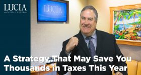 A Strategy That May Save You Thousands in Taxes This Year