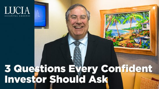 3 Questions Every Confident Investor Should Ask
