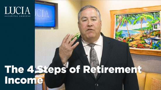 The 4 Steps of Retirement Income