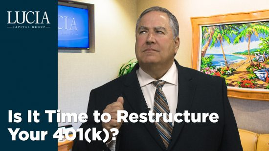 Is It Time to Restructure Your 401(k)?