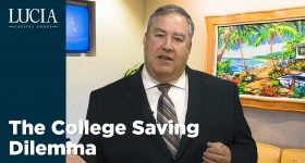 The College Saving Dilemma