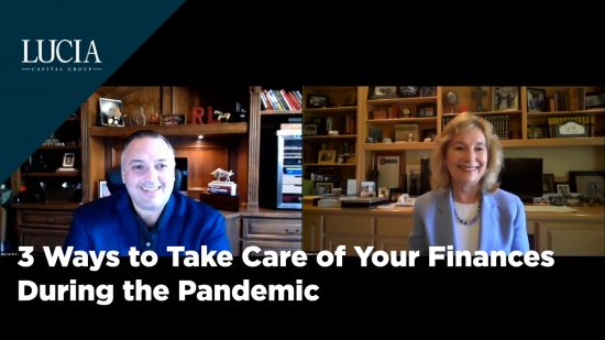 3 Ways to Take Care of Your Finances During the Pandemic