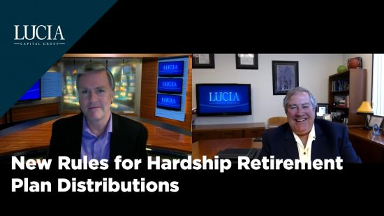 New Rules for Hardship Retirement Plan Distributions