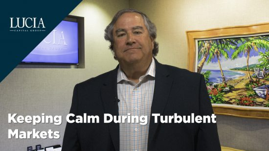 Keeping Calm During Turbulent Markets