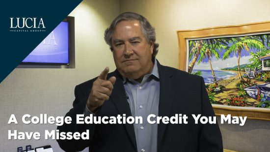 A College Education Credit You May Have Missed