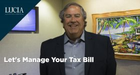 Let's Manage Your Tax Bill