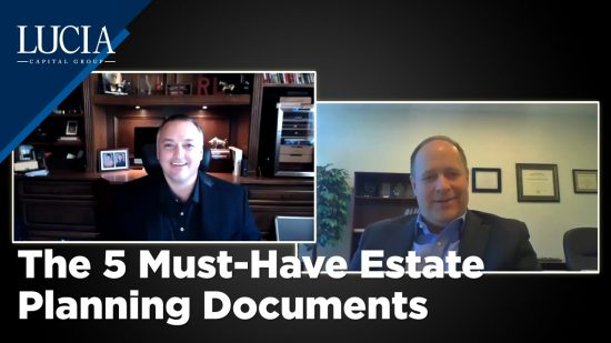 The 5 Must-Have Estate Planning Documents