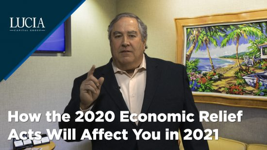 How the 2020 Economic Relief Acts Will Affect You in 2021