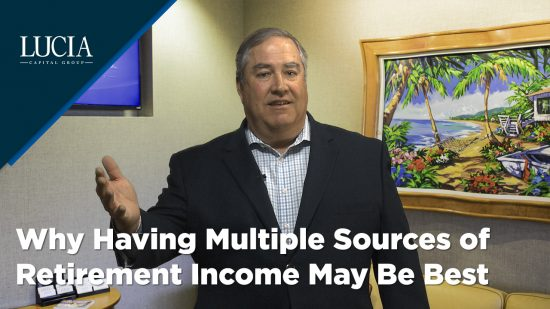 Why Having Multiple Sources of Retirement Income May Be Best