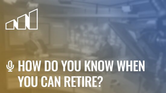 How Do You Know When You Can Retire?- Season 5: Episode 8
