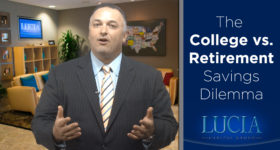 The College vs. Retirement Savings Dilemma