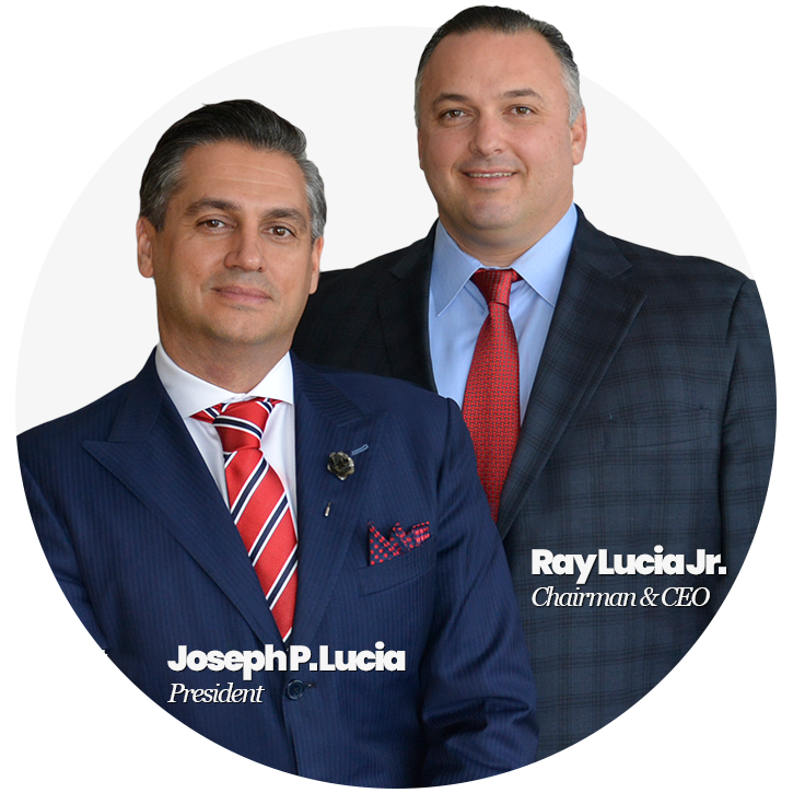 Ray Lucia Jr. and Joe P. Lucia