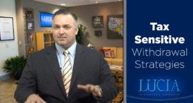 Tax Sensitive Withdrawal Strategies