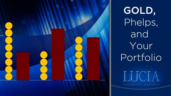 Gold, Phelps, and Your Portfolio