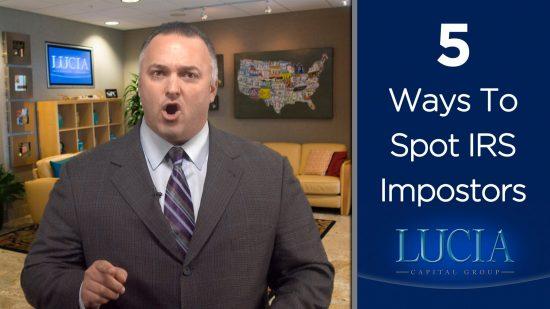 5 Ways To Spot IRS Impostors