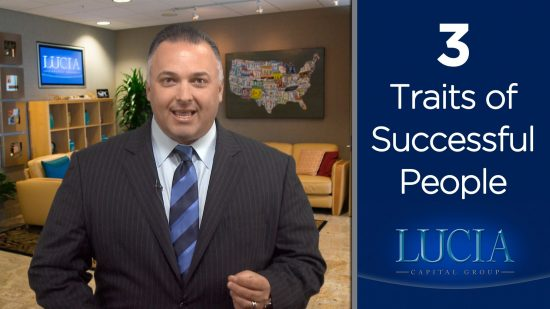 3 Traits of Successful People