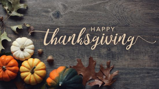 Happy Thanksgiving from Lucia Capital Group