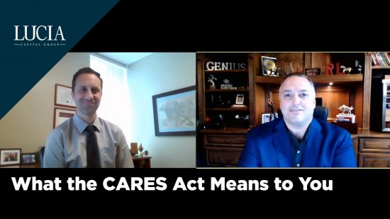 What the CARES Act Means to You